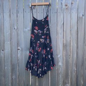 Boho FP floral slip dress